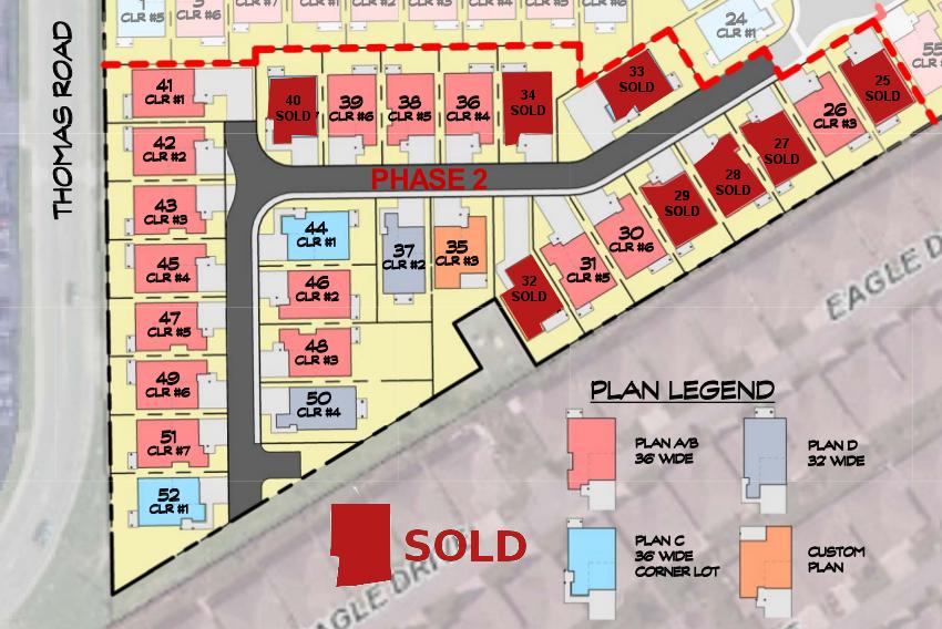 Site Plan 2 – August 12